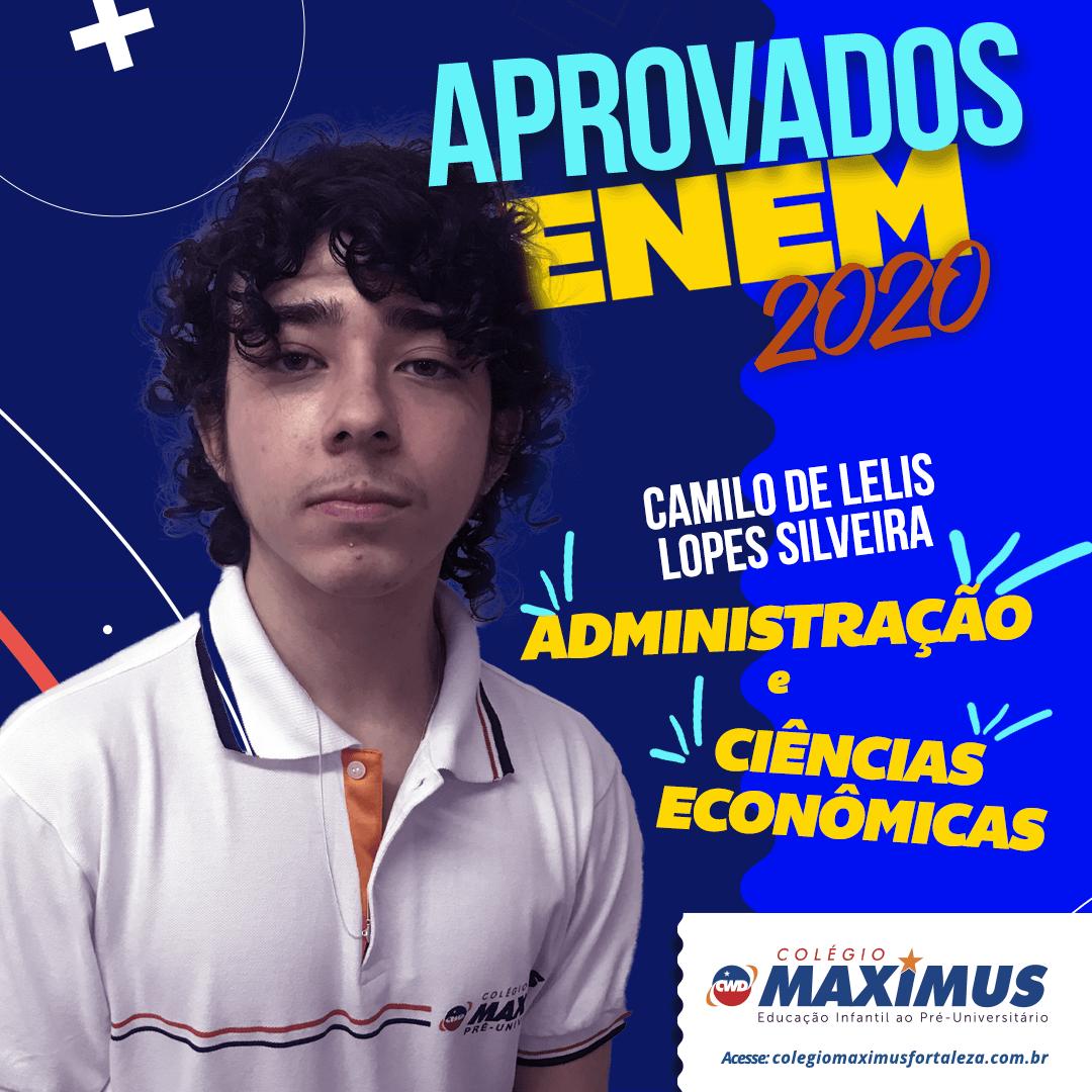 ENEM Camilo